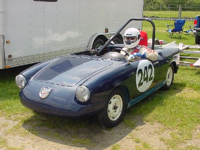 1959 Abarth Allemano Racer